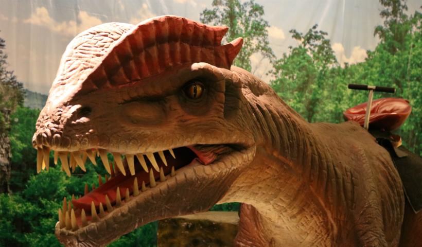 Exposição Mundo Jurássico: curiosidades sobre os gigantes