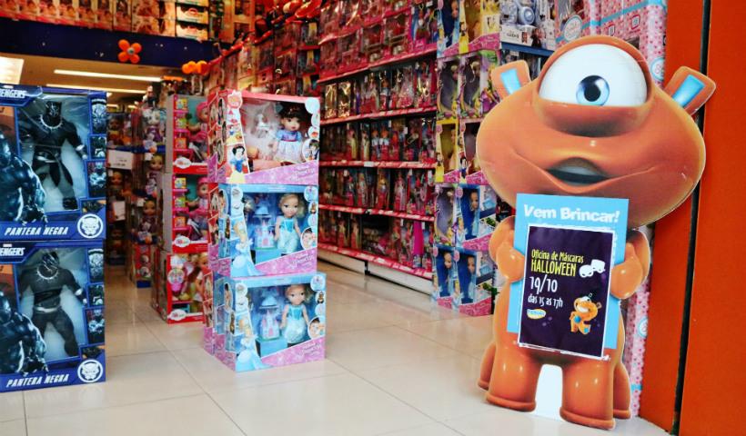 PB Kids oferece oficina de máscaras de Halloween