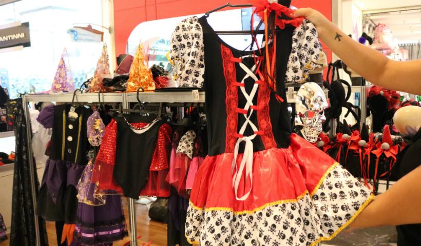 Fantasias de Halloween para toda a criançada