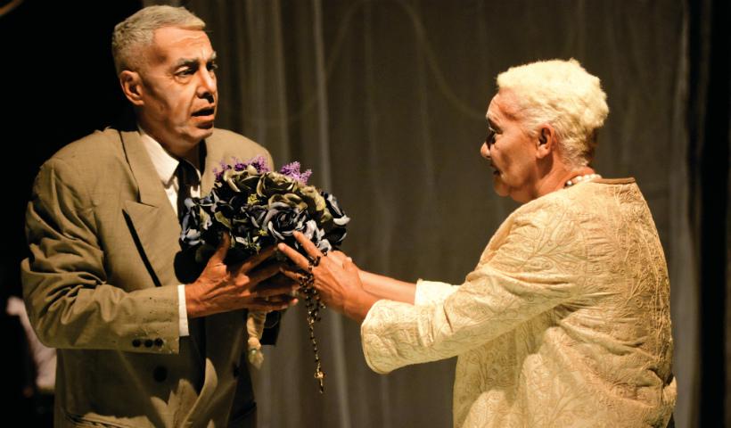 """""""Um Minuto Para Dizer Que Te Amo"""" no Teatro RioMar nesta segunda"""