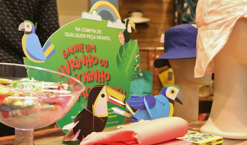 UV Line oferece kit divertido para o Dia das Crianças