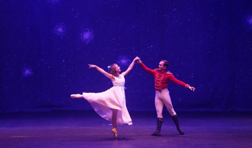 Balé O Quebra Nozes contagia toda a plateia no Teatro RioMar
