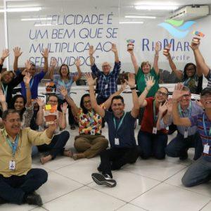 Funcionários 55+ iniciam atividades no RioMar