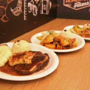 Almoço no Café do Mercado traz a lembrança de comer em casa