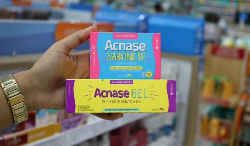 Onde encontrar produtos contra as acnes no RioMar Recife