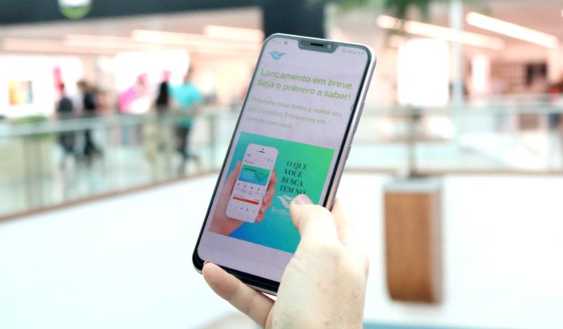 RioMar inicia teste da sua plataforma digital de vendas