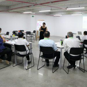 Liderança participa de treinamento sobre geração 55+
