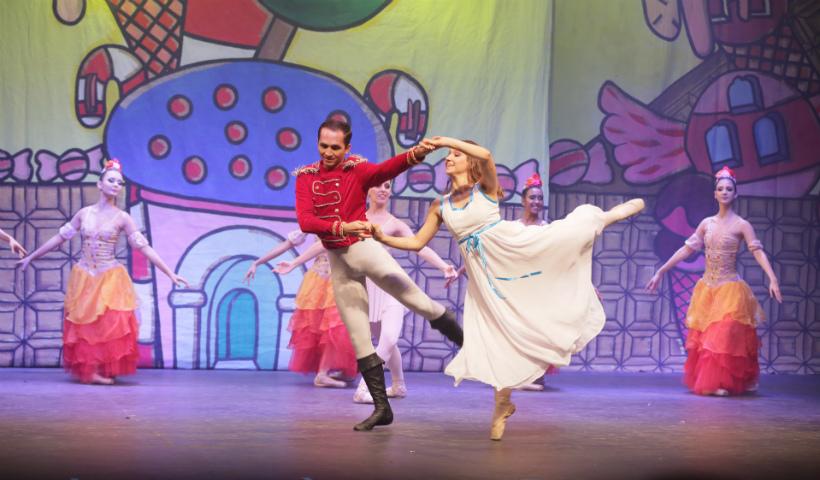 Natal RioMar recebe o encanto do balé O Quebra Nozes