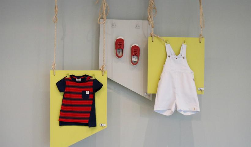 Gaspar traz moda infantil para a Black Friday RioMar