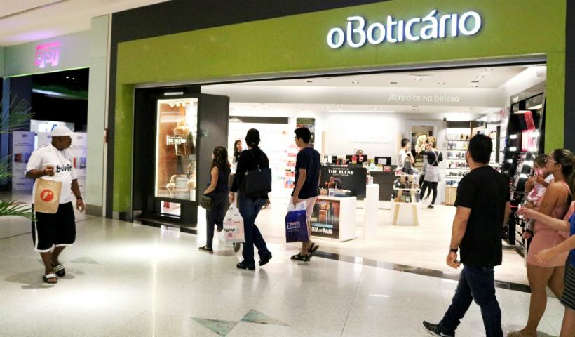 Black Friday RioMar: O Boticário oferece vários descontos
