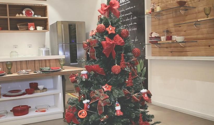 Vídeo: três dicas para você montar sua árvore de Natal