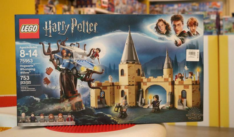 Harry Potter: brinquedo da Lego com oferta especial
