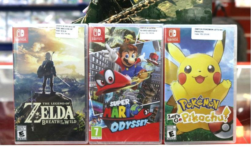3 dicas de jogos exclusivos de cada videogame