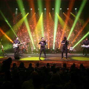 Família Lima abre o Celebra RioMar com show emocionante