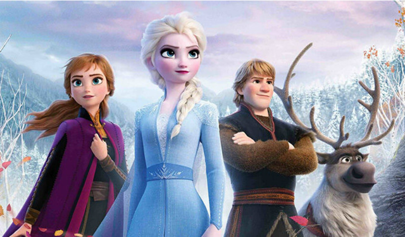 """Frozen 2"": pré-venda disponível no Cinemark"