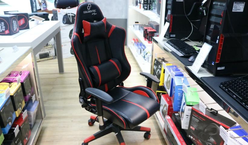 Cadeiras gamers para os amantes de jogos