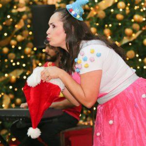 Fim de semana tem música e contos de Natal