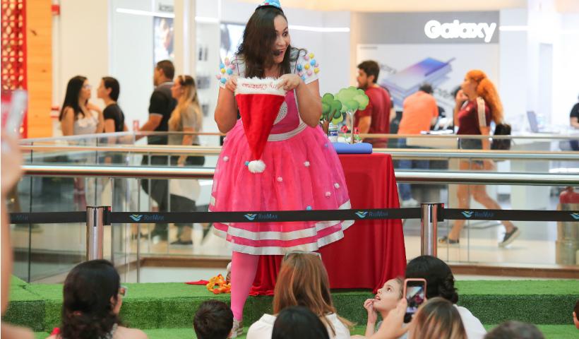 Contos de Natal RioMar com Ilana Ventura hoje e amanhã