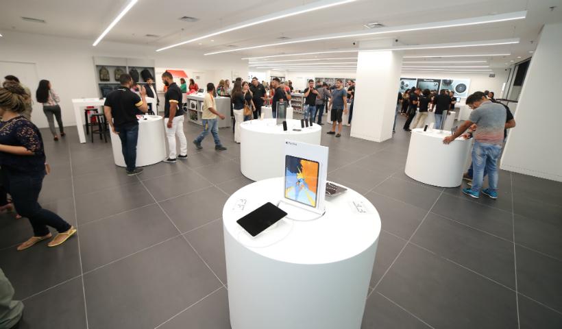 iPlace inaugura repleta de tecnologia e inovação no RioMar