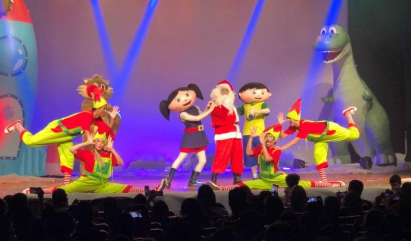 Show da Luna traz Especial de Natal para o Teatro RioMar