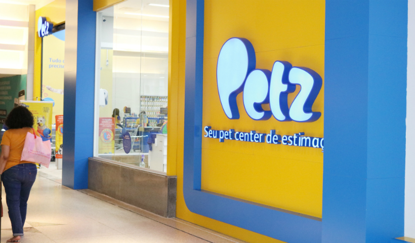 Petz no RioMar: ampla variedade de mimos e serviços