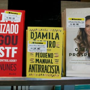 Para os leitores: Black Friday RioMar também conta com livros