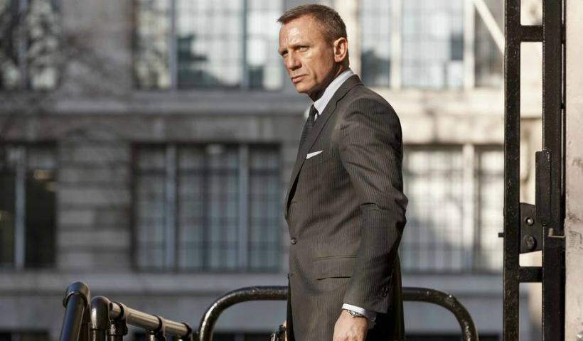 """""""007 – Sem Tempo Para Morrer"""": primeiro trailer divulgado"""