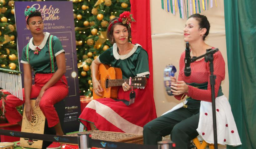 Celebra RioMar: veja a programação musical desta semana