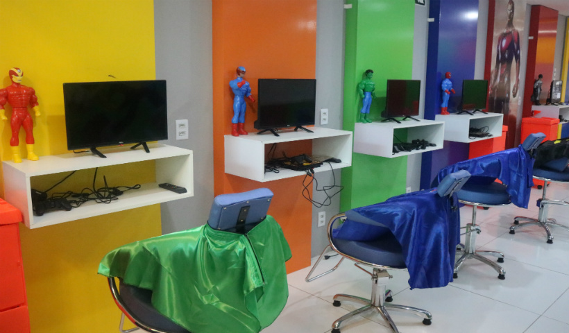 Zion Kids inaugura primeiro salão infantil no RioMar