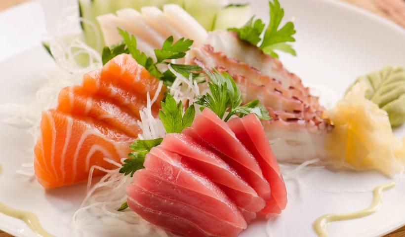 Comidinha japonesa a qualquer hora, em qualquer lugar