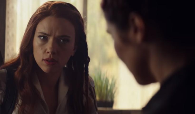 """""""Viúva Negra"""" ganha seu primeiro trailer"""