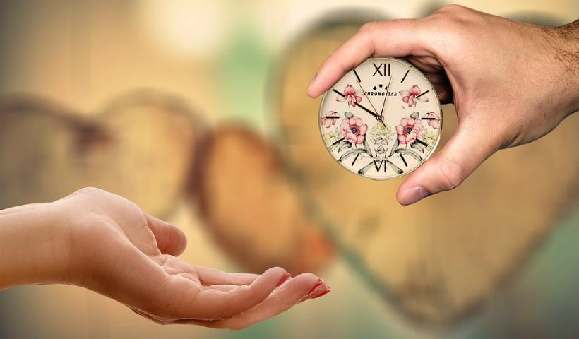 Comportamento: tempo, moeda de troca