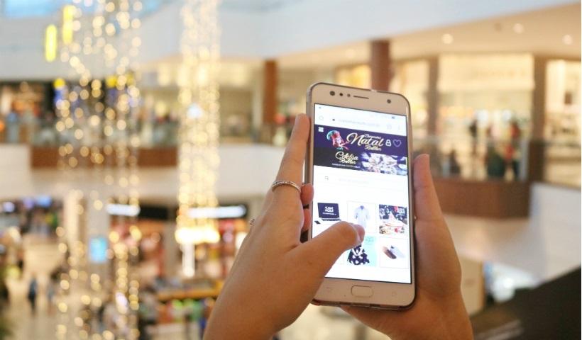 Guia Digital de Natal RioMar facilita a busca por presentes