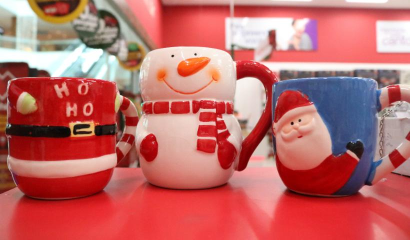 Achadinhos de Natal a partir de R$ 2,50