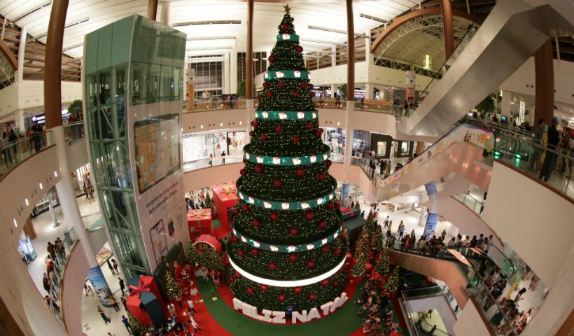 Na véspera de Natal, RioMar funciona das 9h às 18h