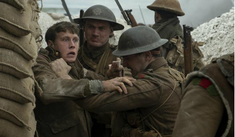 """""""1917"""" com sessões especiais no Cinemark neste fim de semana"""