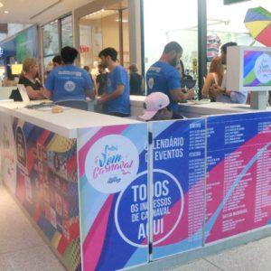 Eventos e camarotes: encontre ingressos na Central Vem Carnaval