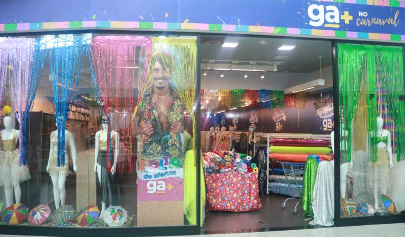 GA+ no Carnaval traz itens exclusivos para a folia