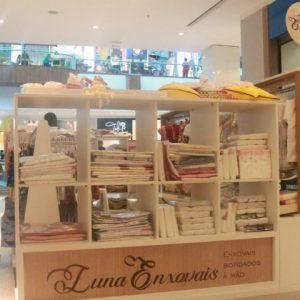 Quiosque Luna Enxovais inaugura com muita meiguice no RioMar