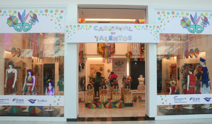 Carnaval de Talentos inaugura e oferece de tudo para a folia