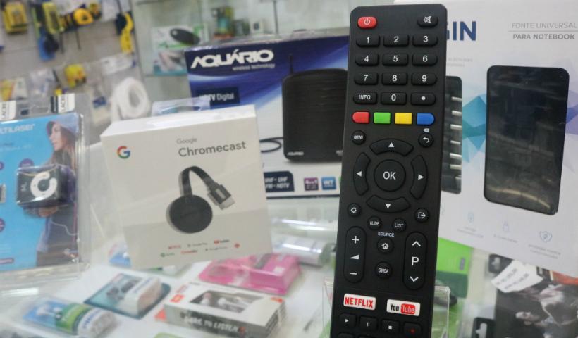 De joystick a Chromecast: renove os itens tecnológicos de casa