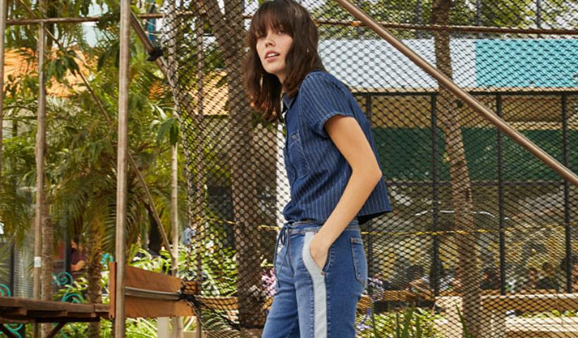 Jeans no verão: Damyller dá várias dicas