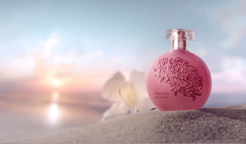 Floratta Love Flower, nova fragrância do Boticário