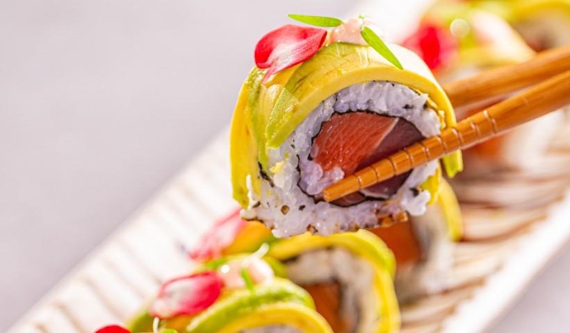 Sushi sem açúcar: conheça a opção saudável do Greenmix