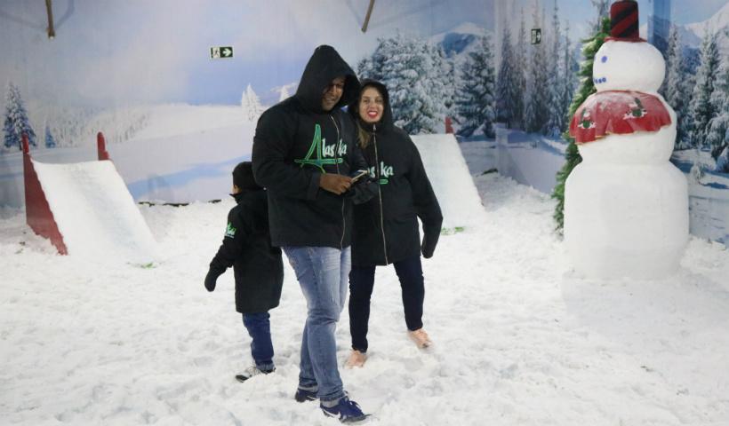 Alaska Neve: prepara o agasalho nestas férias