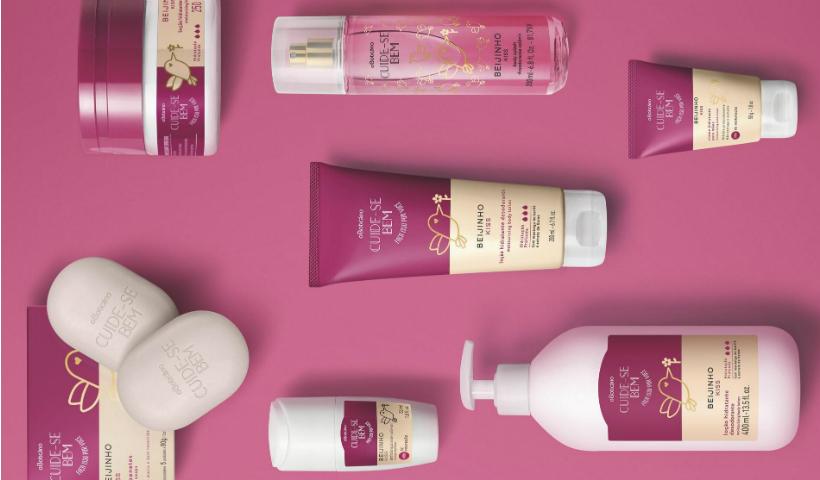 Nova linha do Boticário promete cuidados às peles secas