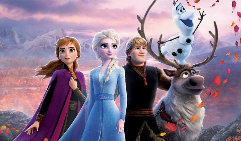 """""""Frozen 2"""" estreia no Cinemark"""