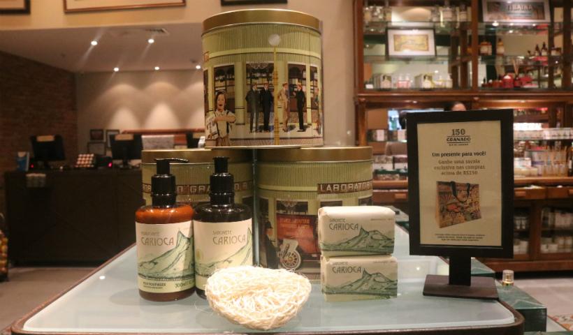 Granado comemora 150 anos com linha de produtos especiais
