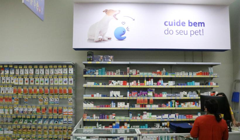 Petz reúne produtos para cuidar da saúde do seu bichinho