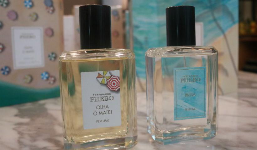 Phebo destaca novas fragrâncias inspiradas no verão